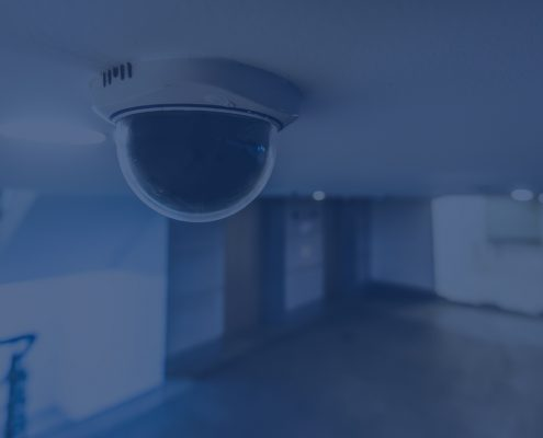 video surveillance dome security camera